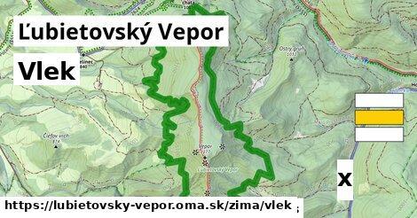 vlek v Ľubietovský Vepor
