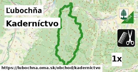 kaderníctvo v Ľubochňa