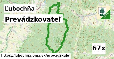 prevádzkovateľ v Ľubochňa