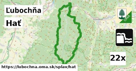 hať v Ľubochňa
