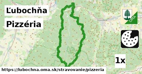 ilustračný obrázok k Pizzéria, Ľubochňa