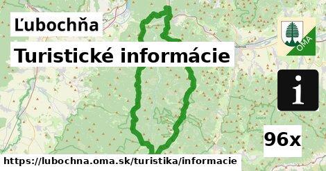 turistické informácie v Ľubochňa
