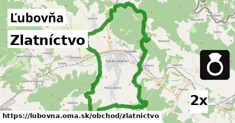 zlatníctvo v Ľubovňa