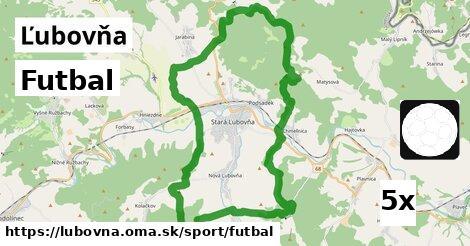 futbal v Ľubovňa