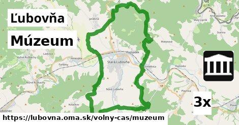 múzeum v Ľubovňa