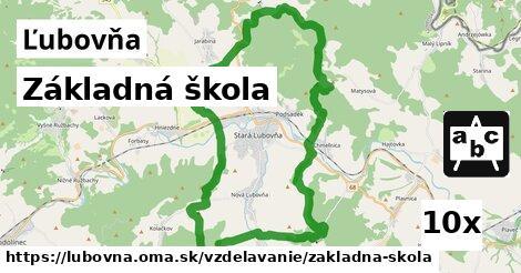 základná škola v Ľubovňa