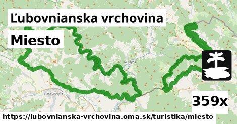 ilustračný obrázok k Miesto, Ľubovnianska vrchovina