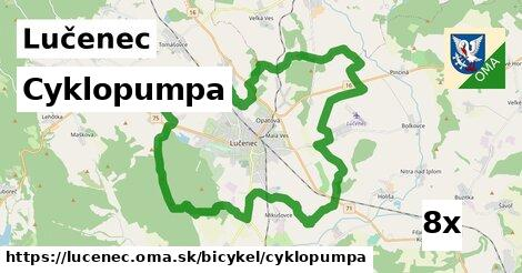 Cyklopumpa, Lučenec