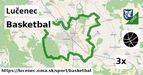 Basketbal, Lučenec