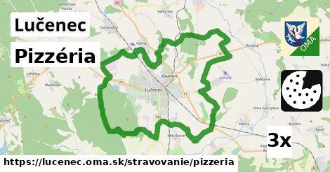 ilustračný obrázok k Pizzéria, Lučenec