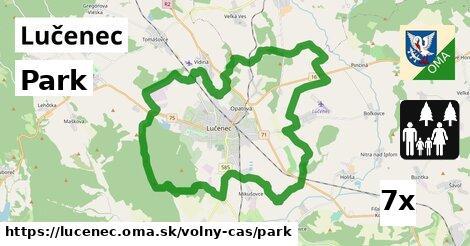 park v Lučenec
