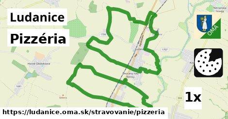 ilustračný obrázok k Pizzéria, Ludanice