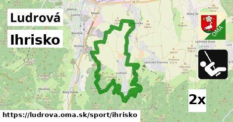 ilustračný obrázok k Ihrisko, Ludrová