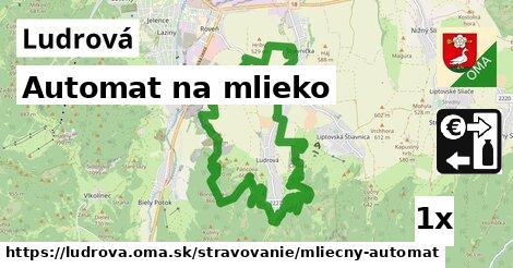 ilustračný obrázok k Automat na mlieko, Ludrová
