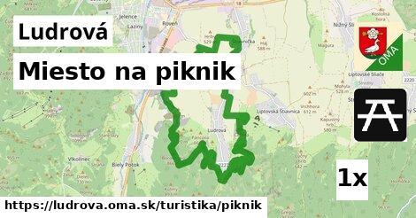 ilustračný obrázok k Miesto na piknik, Ludrová