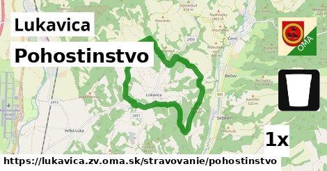 ilustračný obrázok k Pohostinstvo, Lukavica, okres ZV