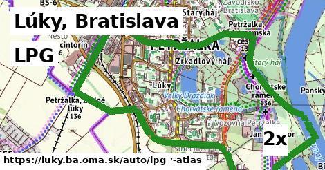 LPG v Lúky, Bratislava