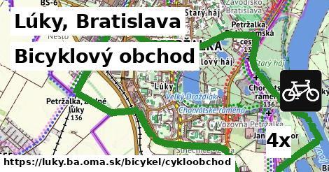 ilustračný obrázok k Bicyklový obchod, Lúky, Bratislava