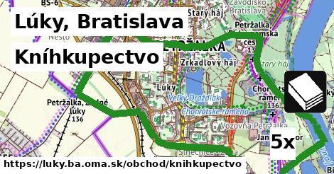 kníhkupectvo v Lúky, Bratislava