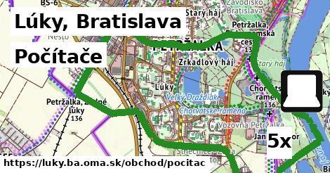 počítače v Lúky, Bratislava