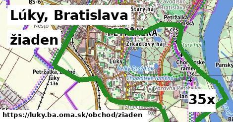 žiaden v Lúky, Bratislava