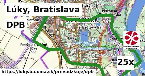 DPB v Lúky, Bratislava