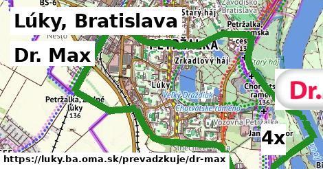 Dr. Max v Lúky, Bratislava