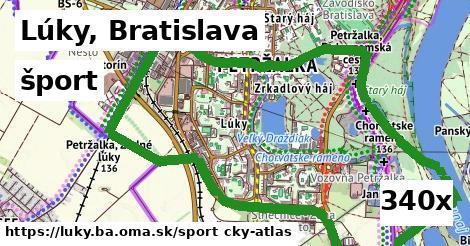 šport v Lúky, Bratislava