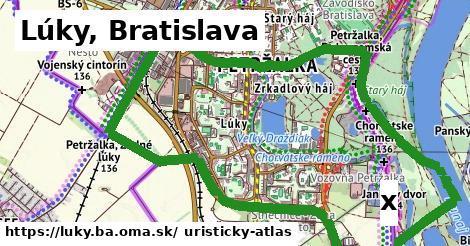 ilustračný obrázok k Strom, Lúky, Bratislava