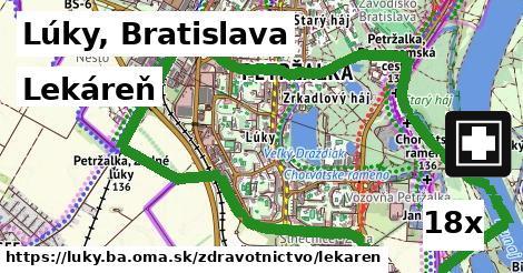 lekáreň v Lúky, Bratislava
