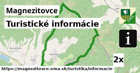 turistické informácie v Magnezitovce