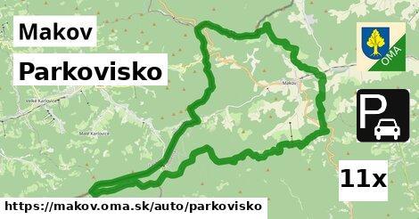 ilustračný obrázok k Parkovisko, Makov