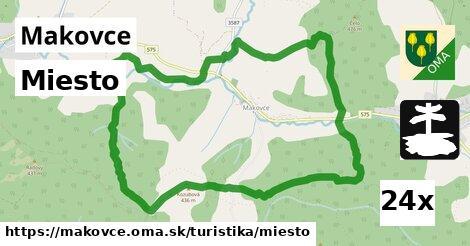 ilustračný obrázok k Miesto, Makovce