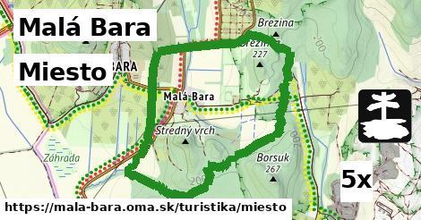 ilustračný obrázok k Miesto, Malá Bara