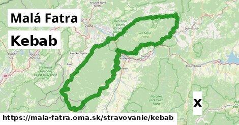 ilustračný obrázok k Kebab, Malá Fatra