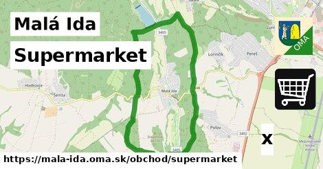 ilustračný obrázok k Supermarket, Malá Ida