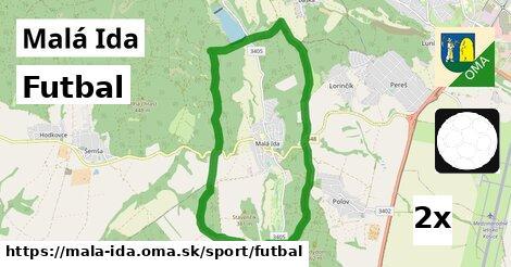ilustračný obrázok k Futbal, Malá Ida