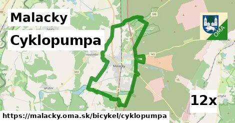 cyklopumpa v Malacky