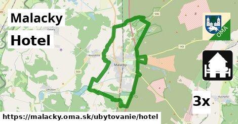 hotel v Malacky