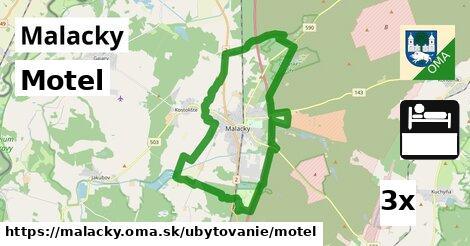 motel v Malacky