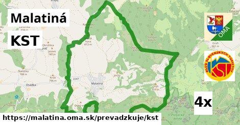 ilustračný obrázok k KST, Malatiná