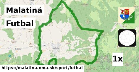 ilustračný obrázok k Futbal, Malatiná