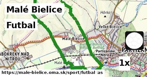 futbal v Malé Bielice