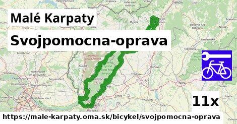 svojpomocna-oprava v Malé Karpaty