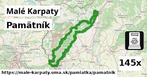 ilustračný obrázok k Pamätník, Malé Karpaty