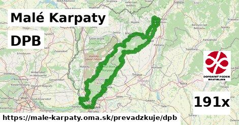 DPB v Malé Karpaty