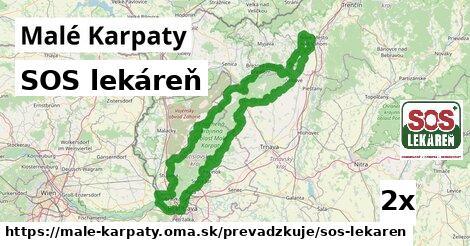 SOS lekáreň v Malé Karpaty