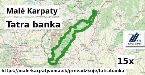 Tatra banka v Malé Karpaty