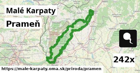 ilustračný obrázok k Prameň, Malé Karpaty