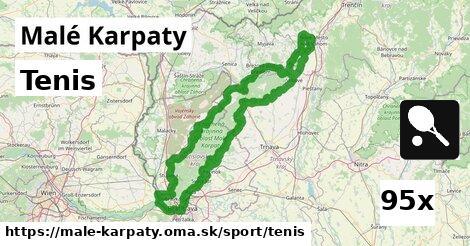 tenis v Malé Karpaty